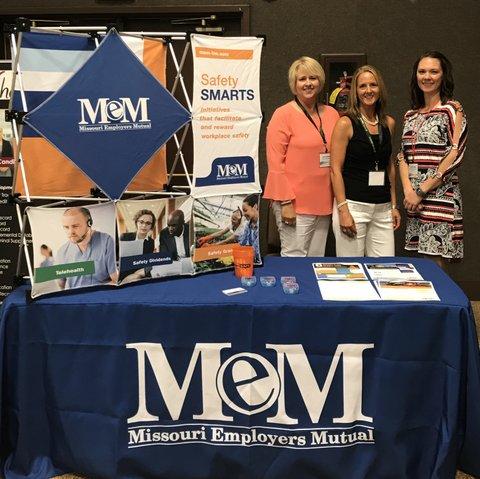 MEM Conference Booth